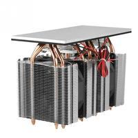 240 w 2x12710 semicondutor eletrônico de refrigeração 12 v diy refrigerador refrigerador sistema refrigeração kit diy refrigerador refrigerador   -