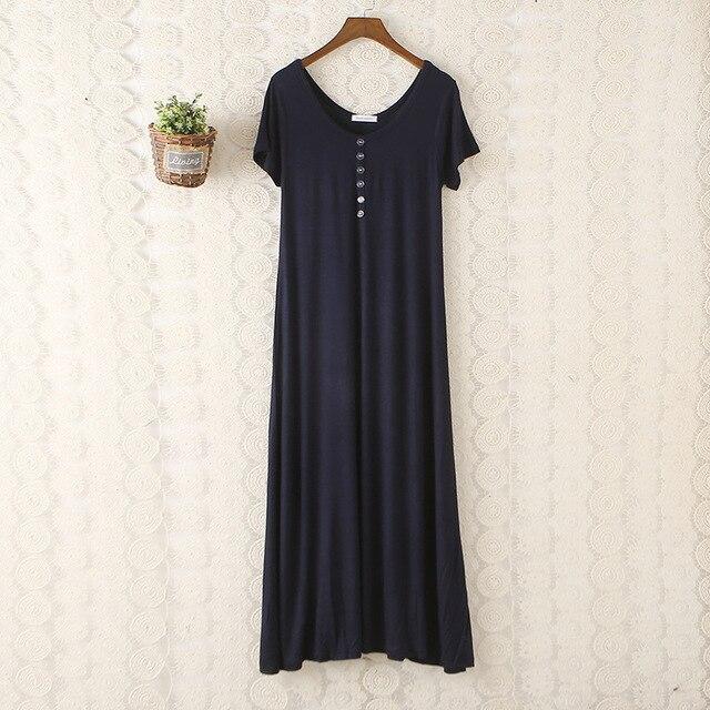 c0eda6071e5f5 Kadın hamile giyim katı hamile elbise uzun vestido kısa kollu yaz  hemşirelik elbise zarif vestidos uzun