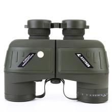 On sale 2016 HD Hunting waterproof binoculars ,No Internal Compass,Band Ranging Sub-Line,7X50 Magnification Telescope