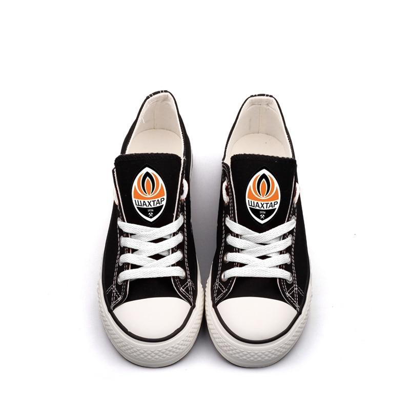 Sapatos Caminhada Lace Personalizar Sapatas Top Impresso Design Fãs De dfb57h Equipe Baixo Futebol T Ucrânia Nacional Novo Deportivo Lona up Calzado 1qapxx