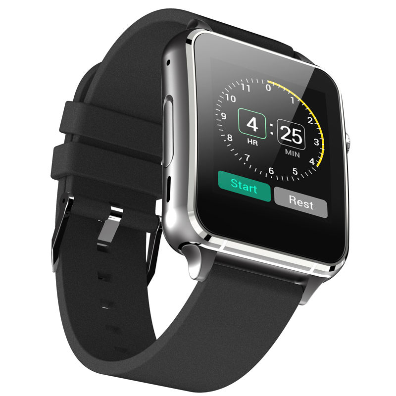 MTK2502 Bluetooth Smart Watch SIM TF Card M88 Smartwatch For iPhone Android Support WhatsApp Heart Rate