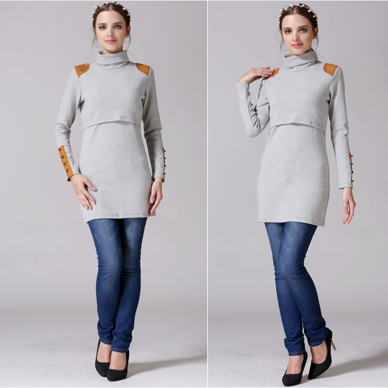 Emotion Moms New Turtleneck Ρούχα για τη μητρότητα - Εγκυμοσύνη και μητρότητα - Φωτογραφία 2