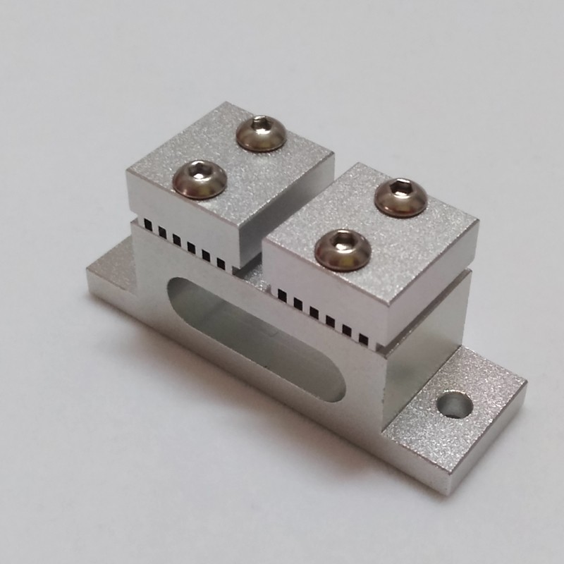 3d yazıcı senkron kemer kemer daha istikrarlı sabit klip düzeltme farklı tür ile uyumlu reprap prusa i3 mendel baskı