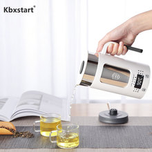 Multifunction 0.6L Thermal Insulation Electric Mini Kettle Stainless Steel 620W Portable Camping Travel Water Boiler 100V-240V