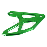 Motorcycle Billet Rear Brake Disc Guard Protection For KAWASAKI KLX450R 07 09 KX125 04 05 KX250