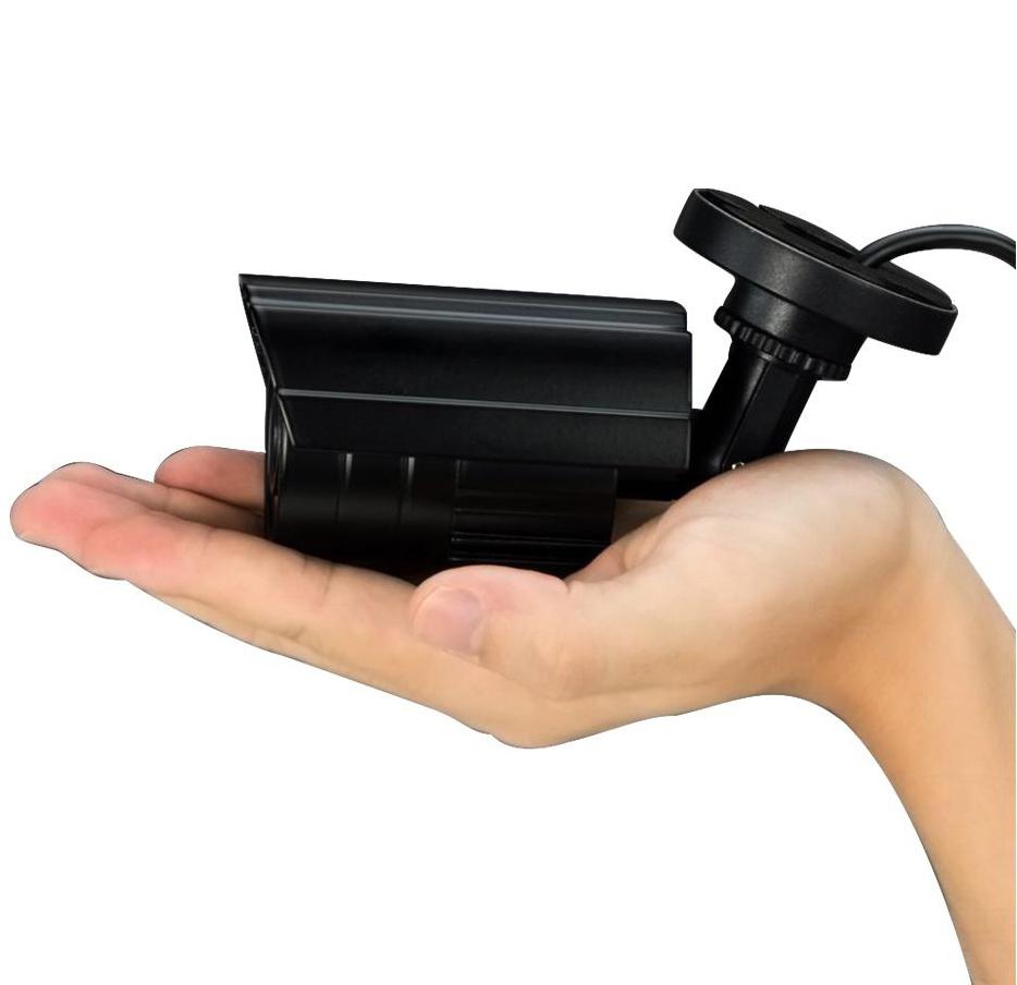 bra начала распродажа! 1/4 КМОП 1200tvl сетноая HD мини-видеонаблюдения камера открытый водонепроницаемый 24led даже небольшой видео мониторинга безопасности видео