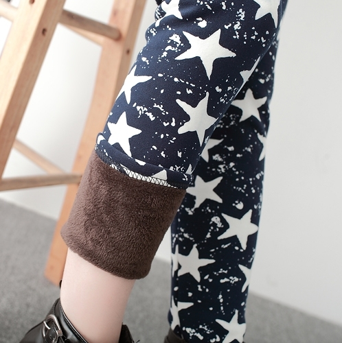 Winter Warm Leggings of Different Designs