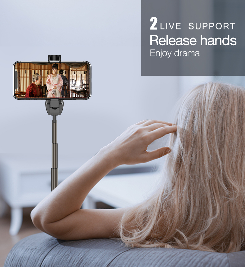 Bluetooth Selfie Stick (9)