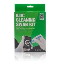 Ildc камеры очистки ватные тампоны + CCD / CMOS чистый жидкости для цифровых беззеркальных камер