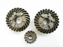 6E5-45551-00 6E5-45571-00 6E5-45560-01 Outboard Engine Pinion Reverse Forward Gear for Yamaha 115HP 130HP 2/4T  Boat Motor цена