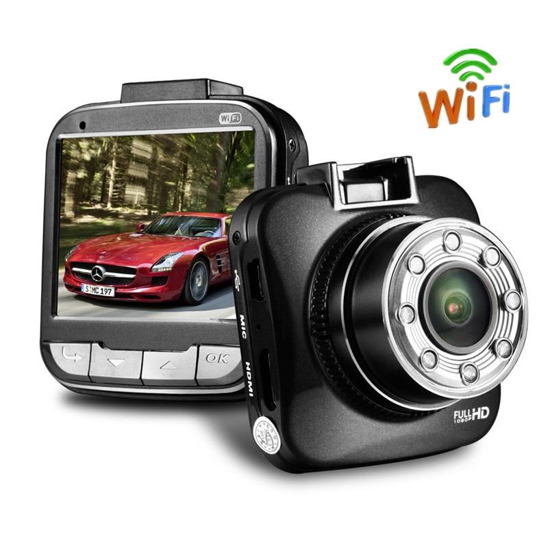 Upgrade Mini 2 Car DVR Wifi Video Recorder Full HD 1080P Dash Cam 170 Wide Angle Car Camera Night Vision Vehicle Camcorder