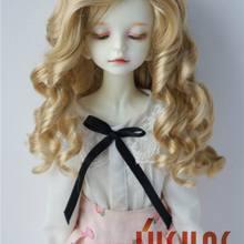 JD259 1/6 1/4 1/3 YOSD MSD SD модные BJD кукла парики Размер 6-7inc 7-8 дюймов, 8-9 дюймов, гнущаяся BJD синтетический мохеровый парик
