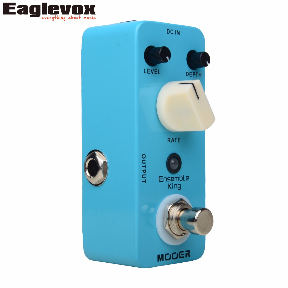mooer ensemble king chorus effect pedal analog guitar effects true bypass mch1 in guitar parts. Black Bedroom Furniture Sets. Home Design Ideas