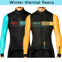 Spain ciclismo abbigliamento ciclismo invernale 2018 Winter thermal fleece long sleeve cycling jersey maillot ciclismo hombre