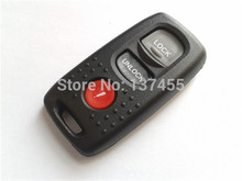 New 3 Button Shell For Mazda Keyless Remote Replacement Key Case Without Battery Inside Kpu41704