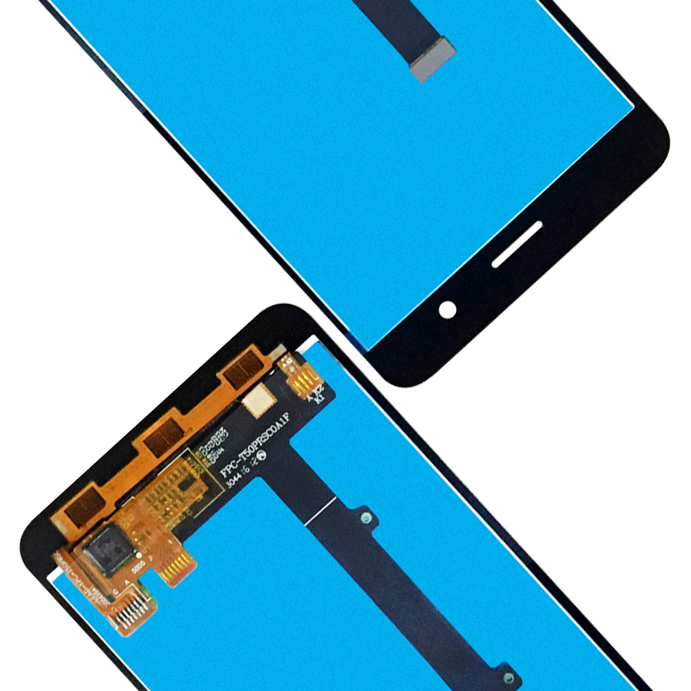 Image 5 - For ZTE Blade BA510 BA510C A510 LCD Display and Touch Screen Digitizer Assembly For ZTE Blade BA510 BA510C A510 LCD+Tools-in Mobile Phone LCD Screens from Cellphones & Telecommunications