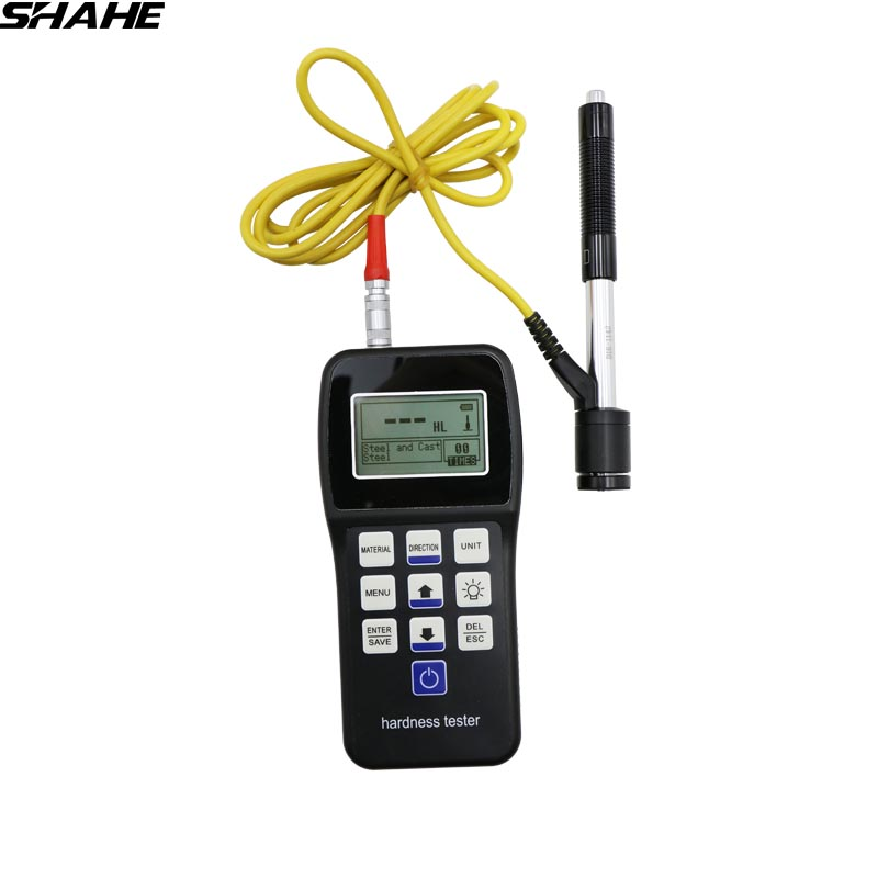 Portable Rebound Leeb Hardness Tester Durometer for Metal Steel with back light SL-140 рюкзак moanfy a050 pu