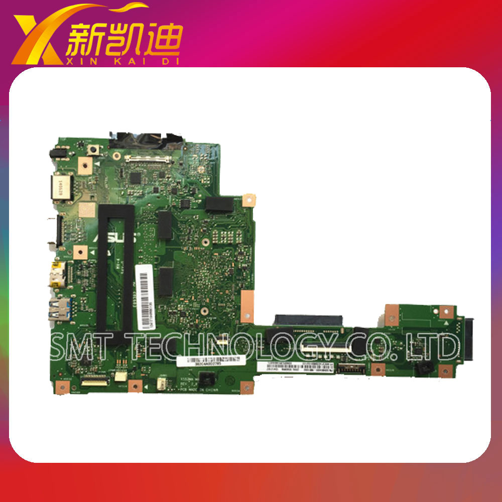 F553 X553MA motherboard for Asus Integrated REV2.0 60NB04X0-MB1800 full test free shipping