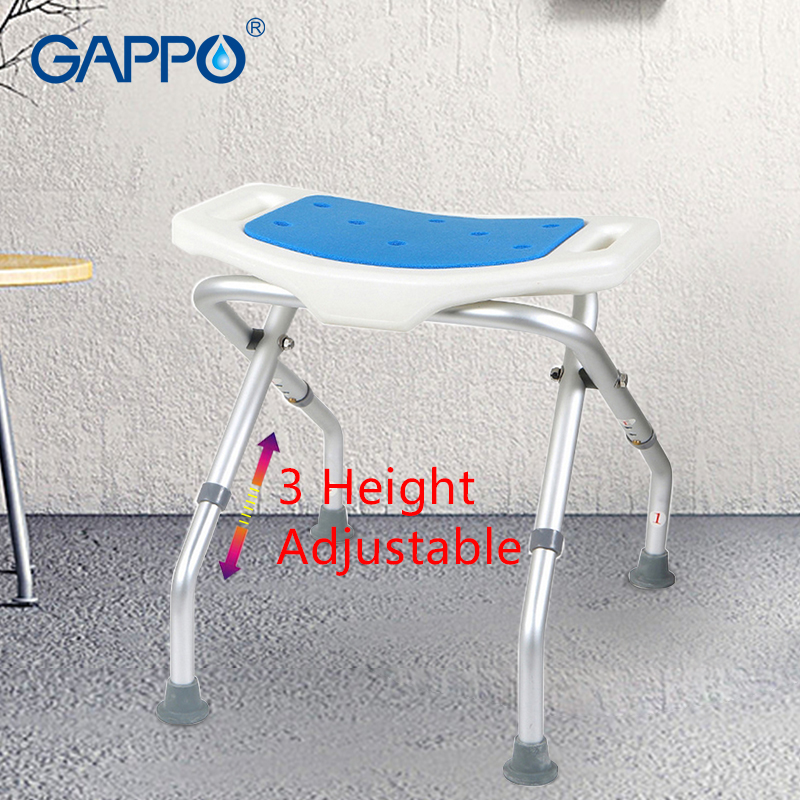 Grey Bathroom Safety Shower Tub Bench Chair Hanging Kerala Gappo Seats Folding Solid Wood Seat Wall Mounted Adjustable Height Bath