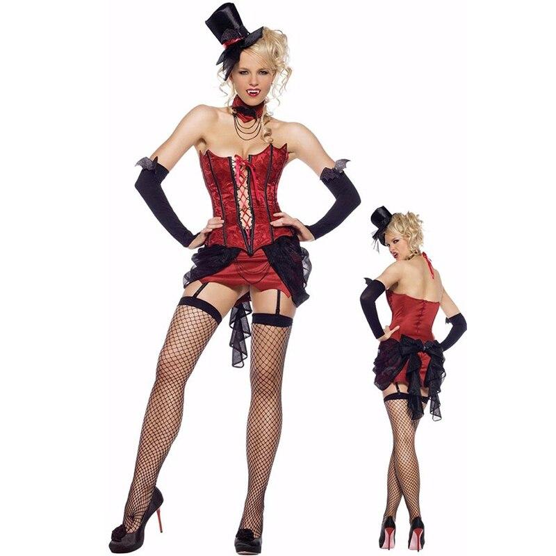 Sexy Vampire Love Bite Adult Womens Costume Deluxe Adult Womens Magic Moment Costume Adult Halloween Fancy Dress W208990