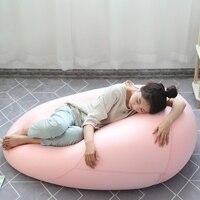 Диваны мешки для Пижама комбинезон для детей, Гостиная ленивый диван кресло для детей Спальня расслабиться лежак мешок фасоли стул, гостина