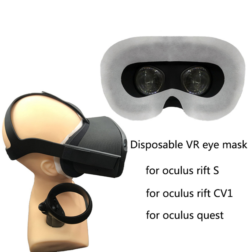 vr masque jetable