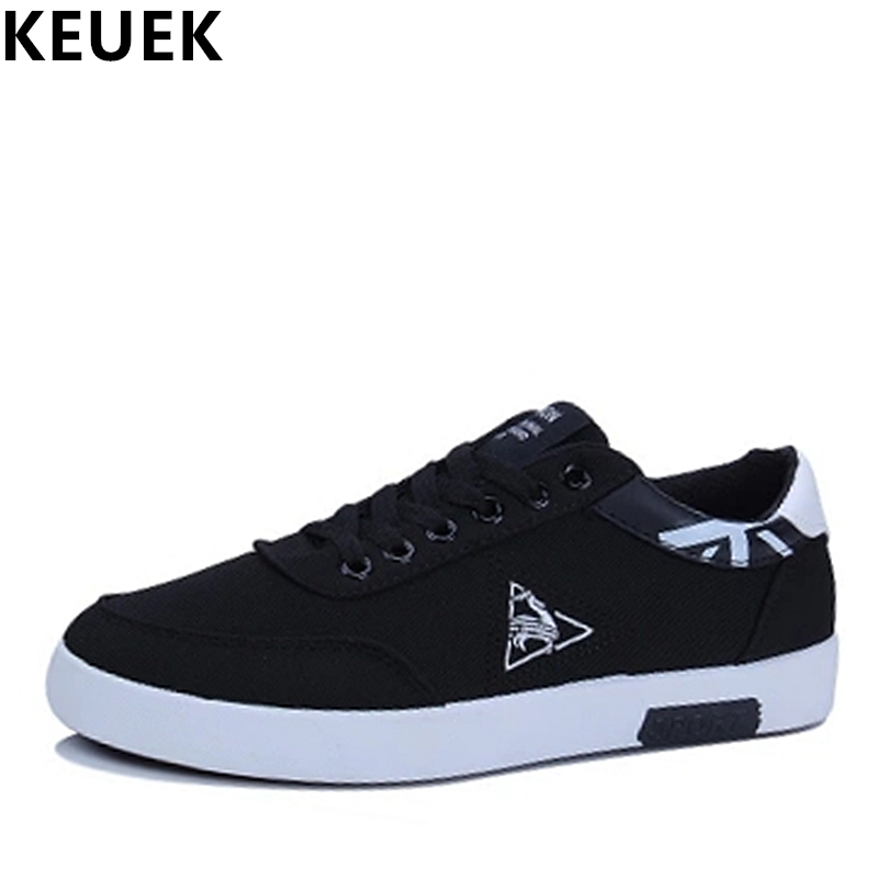 New Arrival Men Casual shoes Spring Summer Breathable Lace-Up Canvas shoes Male Sneakers Flats Fashion Flat Loafers 01B new casual shoes men sneakers spring summer breathable soft lace up platform flats shoes black high quality fashion shoes h693