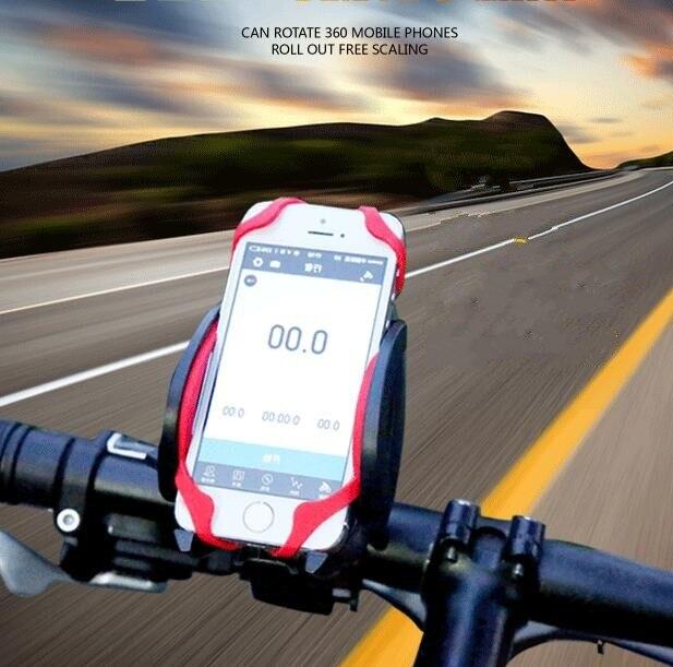 Accessaries de la bicicleta bicicleta titular de teléfono móvil para el iphone 7