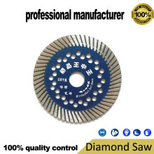 цена на Hot pressed corrugated diamond saw blade for stone hanging cutting disc tile cutting saw waving shape diamond saw free shipping