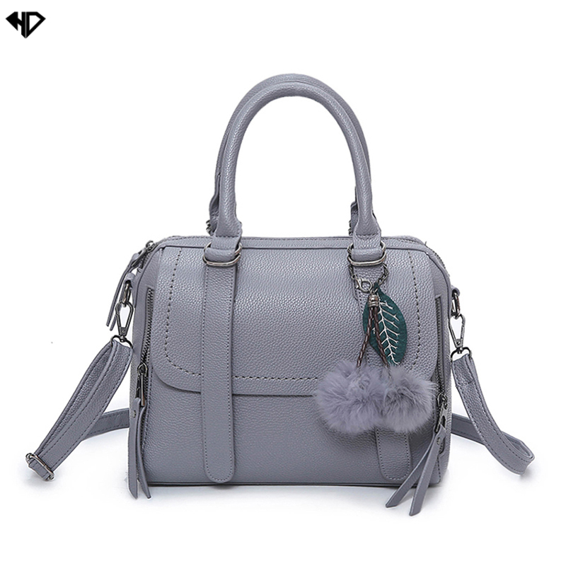 Boston women bag 2017 luxury handbags women bags designer famous brands women messenger bags crossbody bags for women bolsos