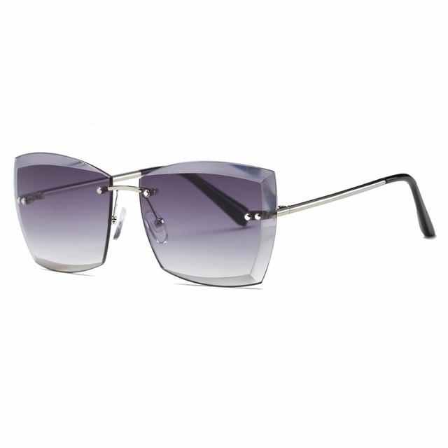 Women's Luxury Square Shaped Sunglasses
