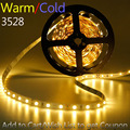 5M SMD 3528 Waterproof or Non Waterproof LED Strip SMD3528 Strips bandes leds 12v decoration light for christmas