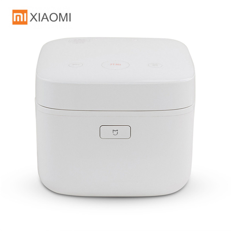 Xiaomi Mijia IH 3L 220V Smart Electric Rice Cooker Cooking Appliances APP Remote Control Function IH Electromagnetic Heating smart electric rice cooker 3l alloy ih heating pressure cooker home appliances for kitchen smartphone app wifi control