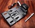 Свет Боковое Крепление Номерного знака 04UP для Подлинная Harley Sportster 883 1200 48