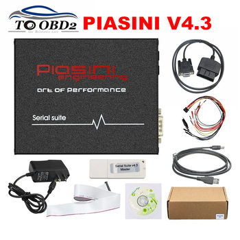 Newest Serial Suite Piasini Engineering V4.3 Master Version With USB Dongle No Need Activated Support More Vehicles PIASINI V4.3