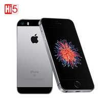 Original Apple iphone SE móvil PhoneA1723/A1662 2GB RAM 16 GB/64 GB ROM 4,0 Multi teléfono Inteligente usado de doble núcleo iOS