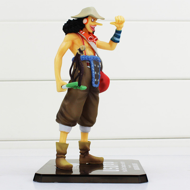 Anime One Piece Two Years Later New World the Usopp Action Figures PVC Doll Toys Collection