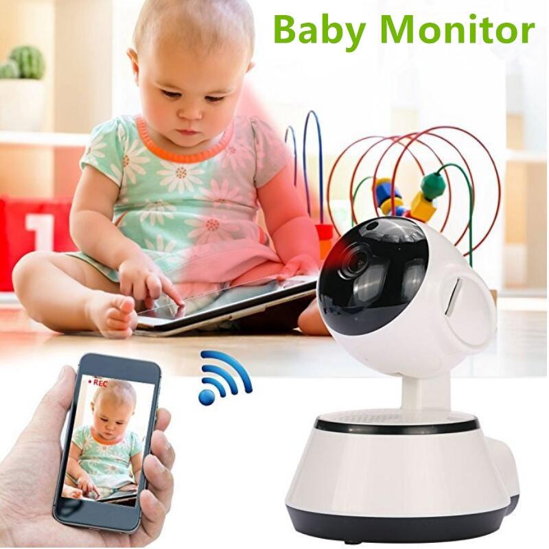 720P HD Ip Camera Wireless Wifi Wi-fi Video Surveillance Night Security Camera Network Indoor Baby Monitor