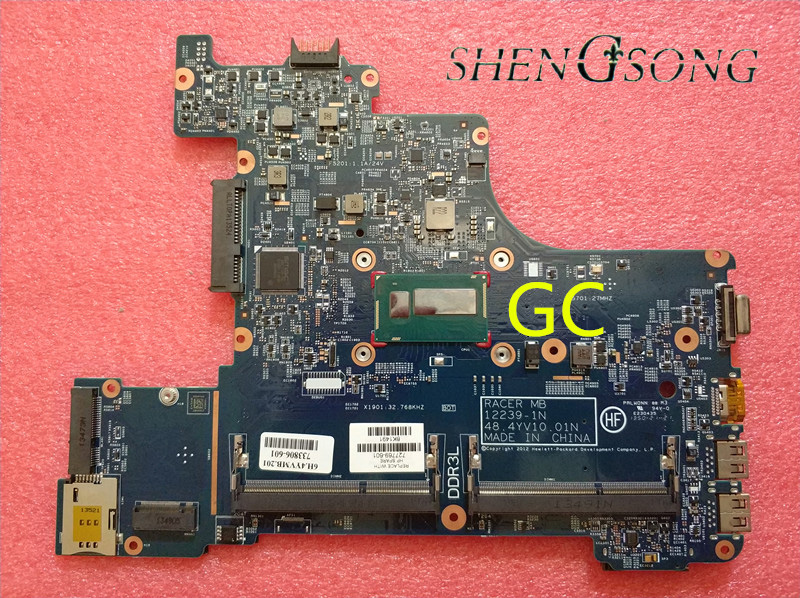 739852-001 739852-501 739852-601 Free Shipping for HP 430 G1 430-G1 laptop motherboard 2955U 48.4YV09.01N fully tested working free shipping 613295 001 for hp probook 6450b 6550b series laptop motherboard all functions 100% fully tested