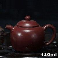Yixing Zisha Teapot Large Red Clay Dahongpao Tea Kung Fu Tea Wholesale Custom Lettering Printing Logo41