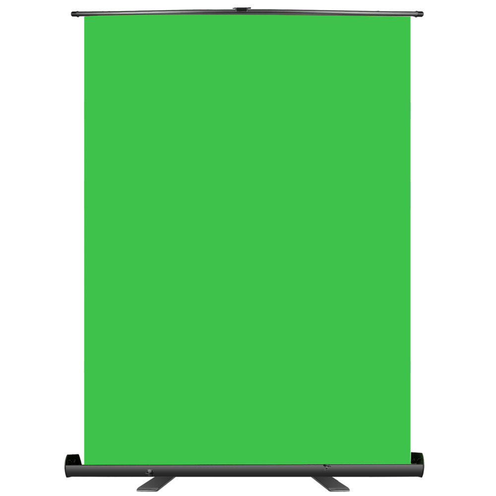 Neewer Green Screen Backdrop-Collapsible Chromakey Background Panel with Auto-locking Frame Wrinkle-resistant Chroma-green фон colorama 2 72x11m chroma green co133