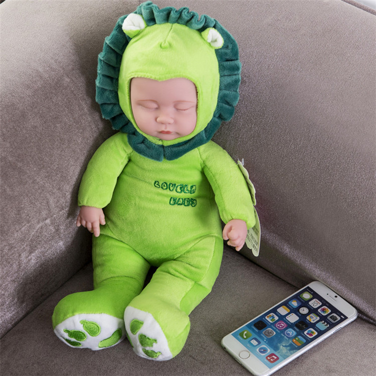 Smart baby doll reborn battery operated can sing songs ...
