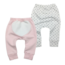 2 pcs set Tender Babies Toddler male baby female baby harem pants cartoon bottom pants pants leggings pants 6-24M pants cavagan pants href page 6