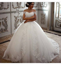 cb509ab9a 2019 Vestido De Novia Maternity Wedding Dresses ball gown cap sleeve lace  appliques wedding bridal gowns vestido de casamento
