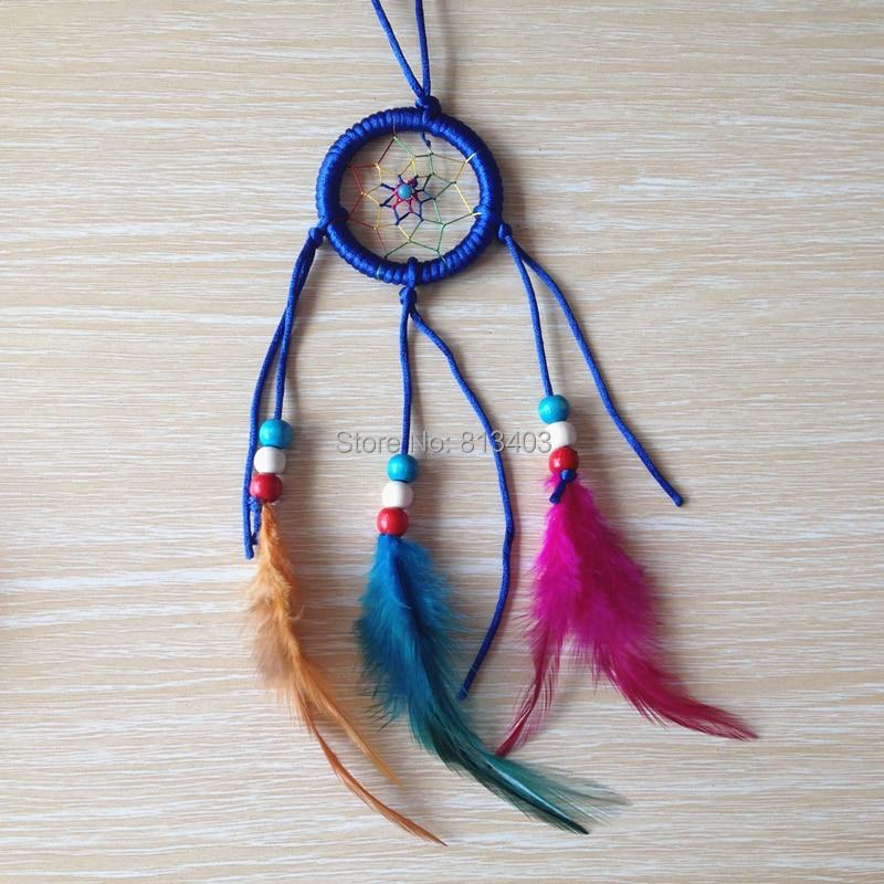 Dream Catcher Whosale Dream Catcher Feather Decor Feather - Ev dekoru - Fotoqrafiya 6
