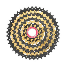 BOLANY Bicycle Casette Freewheel MTB Mountain Road Bike 9 Speed 11-42T Steel Plate Accessories