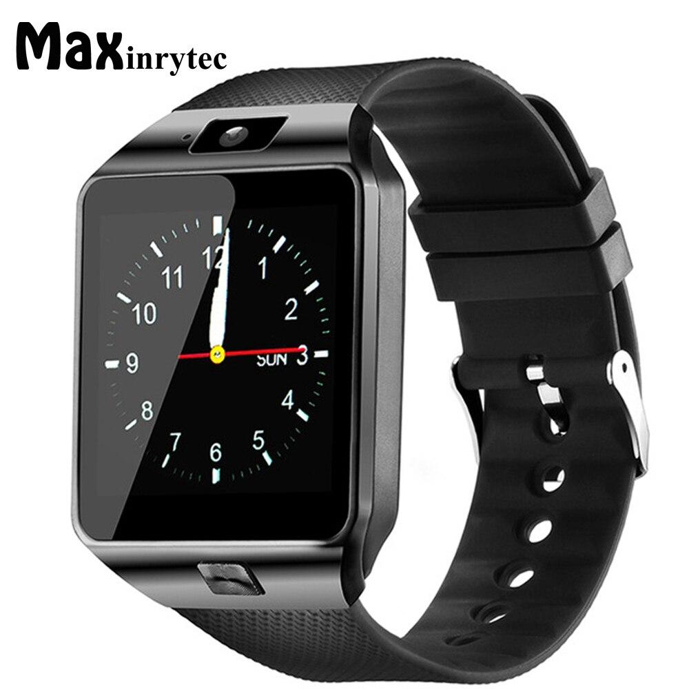 DZ09 Bluetooth Smartwatch Relógio inteligente Homens Mulheres relogio de Pulso Passometer Para Andriod IOS Telefone inteligente SIM Card TF