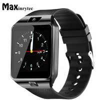 Reloj inteligente DZ09 Bluetooth reloj inteligente para hombres y mujeres reloj inteligente SIM TF tarjeta passoter relojes de pulsera para teléfono Android IOS