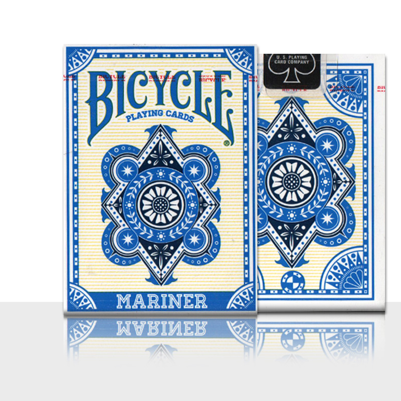 Rouge/Bleu Vélo Mariner Cartes À Jouer Ellusionist Cartes À Jouer Original Poker Cartes pour Magicien Collection Jeu De Cartes