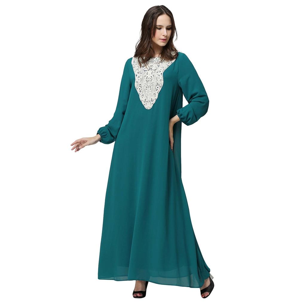 Muslim Dress Women Dubai Abaya Black Robe Long Maxi Dress Dubai Double  Layer Loose Gown Islam Abaya